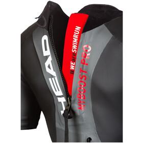 Head Swimrun MyBoost Pro Wetsuit Dam black/silver